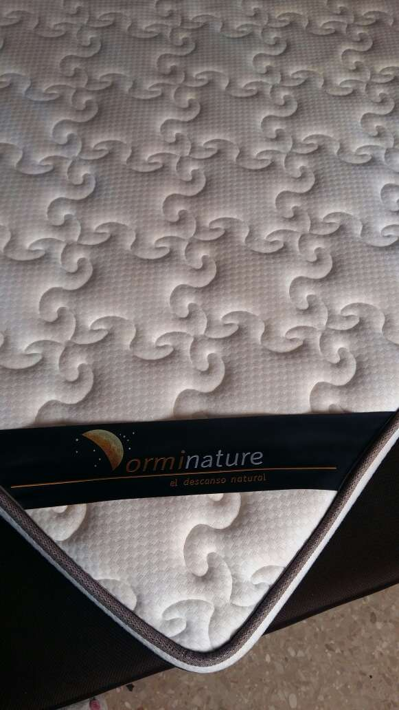 Imagen producto Cama-canapé con colchón 150cm  3