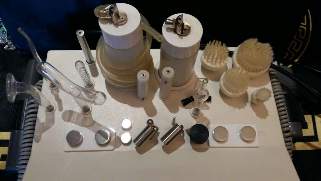 Imagen producto Maquina limpieza de cutis profesional 2