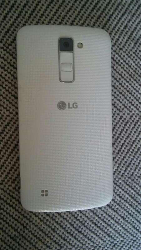 Imagen producto Vendo lg k10 4g 2