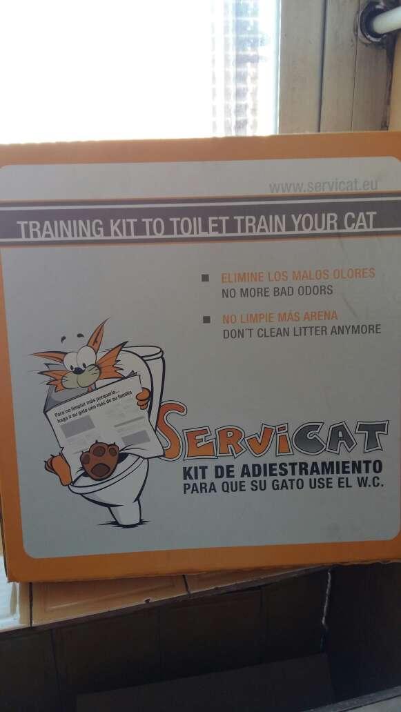 Imagen WC para gatos