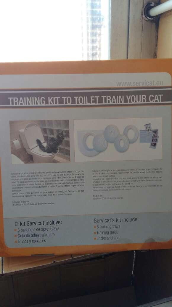 Imagen producto WC para gatos 2