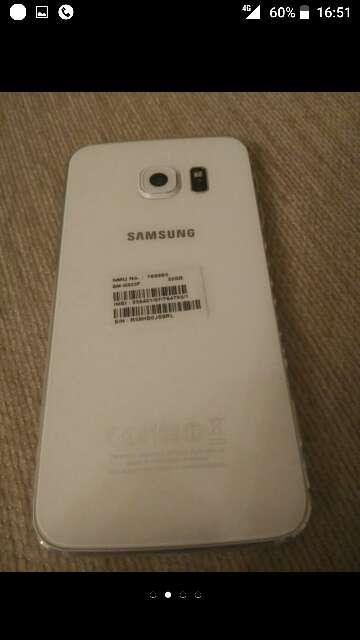 Imagen producto Samsung Galaxy S6 Edge.Libre.Sin estrenar. 2