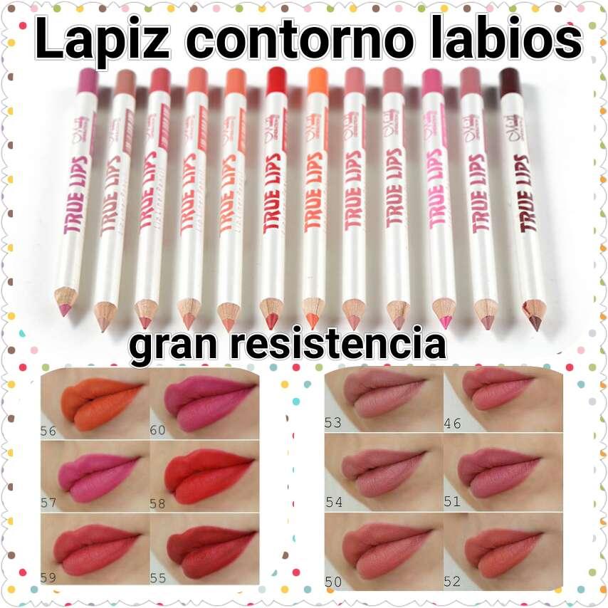Imagen Lapiz contorno labios
