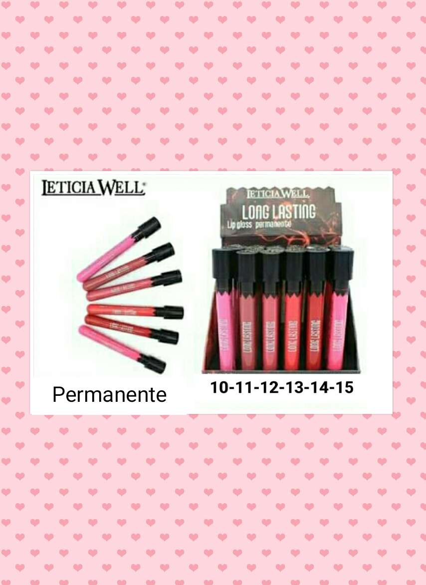 Imagen producto Gloss mate 24h 1
