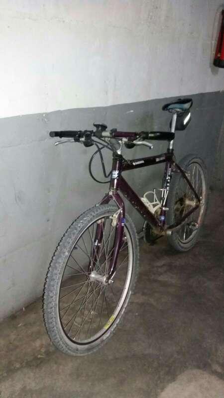 Imagen bicicleta de aluminio