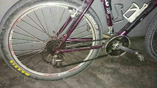 Imagen producto Bicicleta de aluminio 2