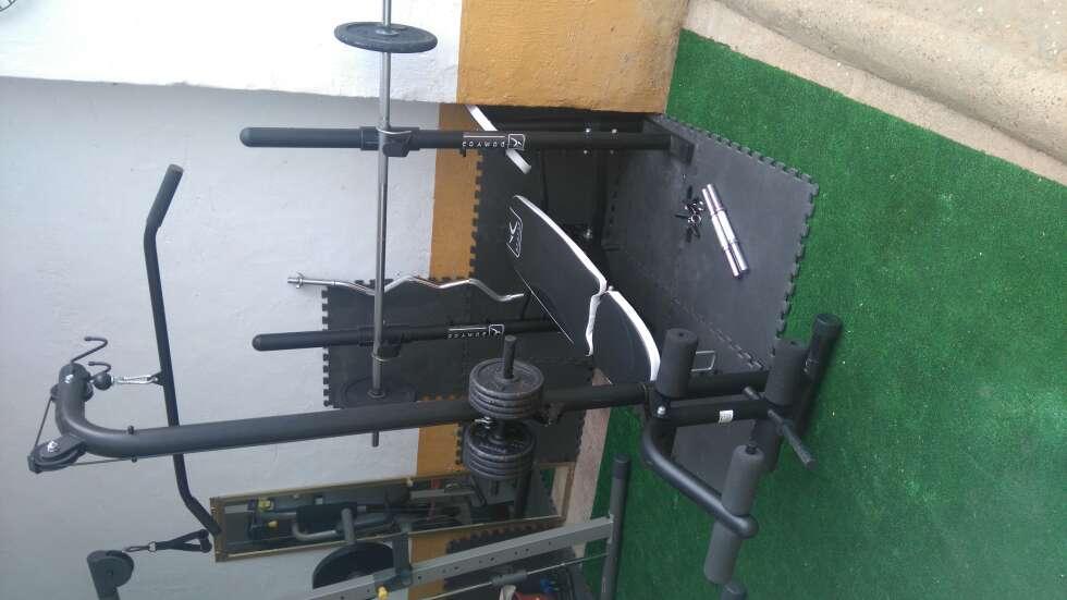 Imagen Máquina musculacion Domyos BM490.