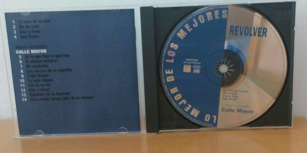 Imagen producto Revolver CD 2