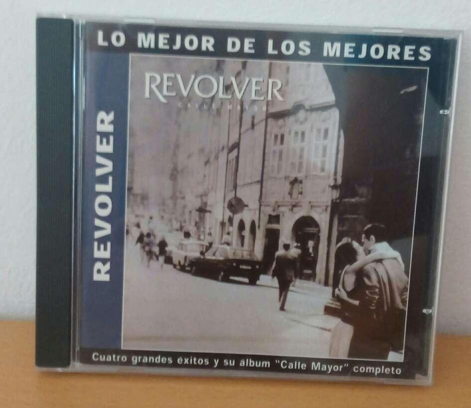 Imagen Revolver CD