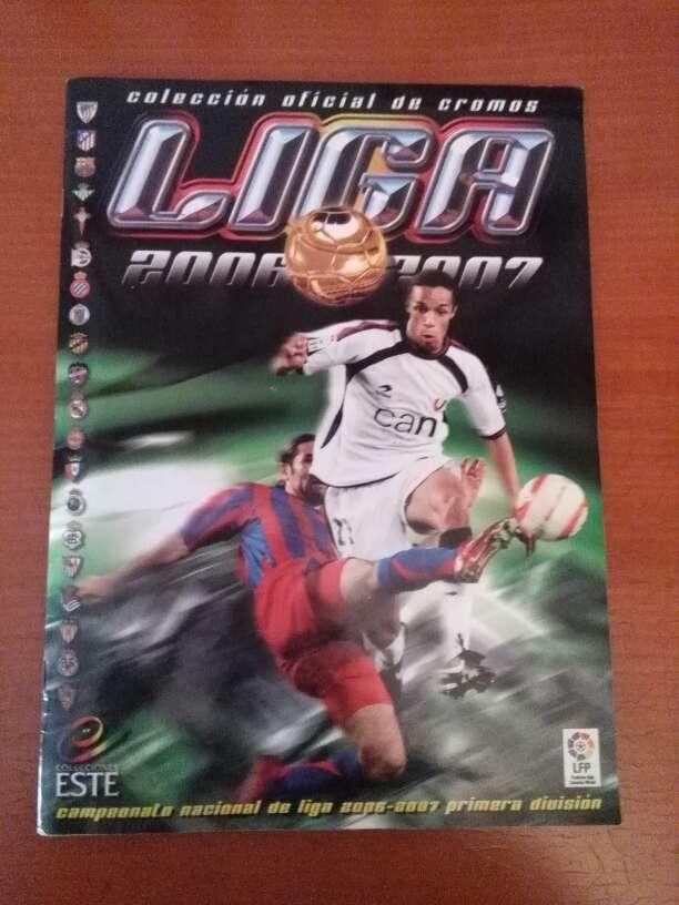 Imagen Liga album