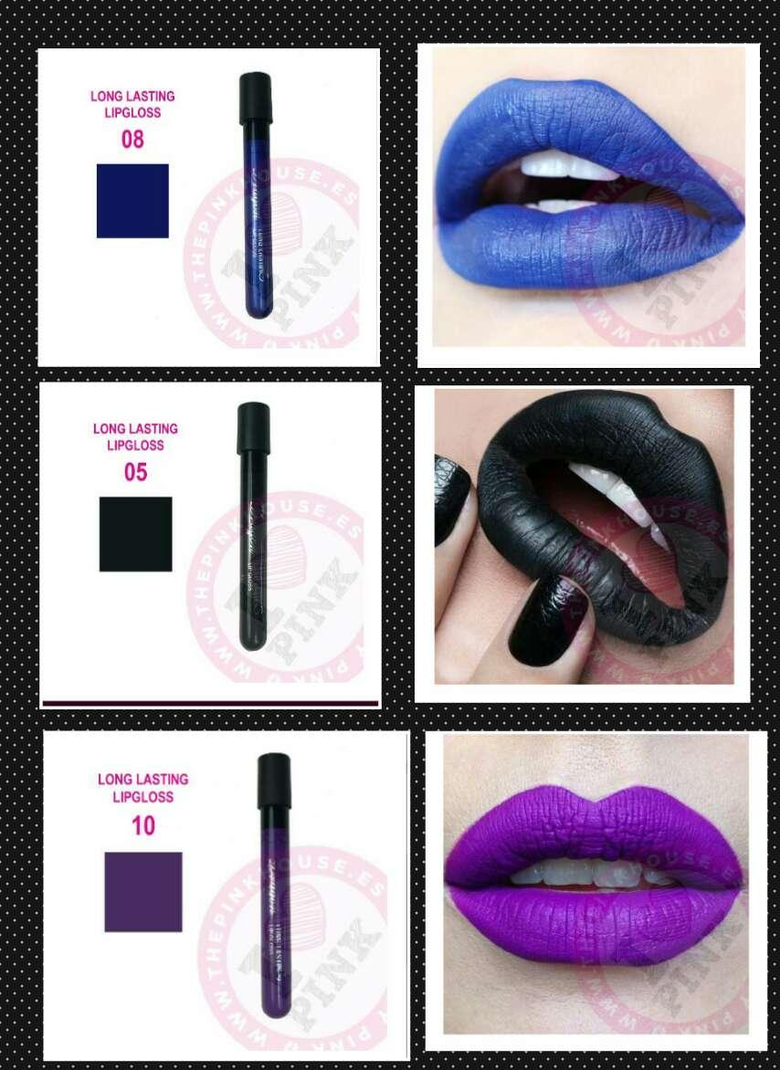 Imagen Gloss colores de moda 24h