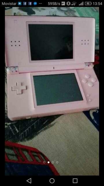 Imagen producto Nintendo DS lite 4