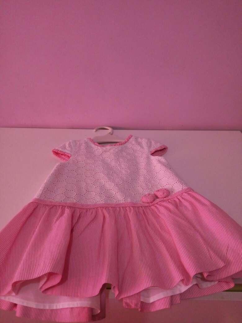 Imagen vendo vestido bebe