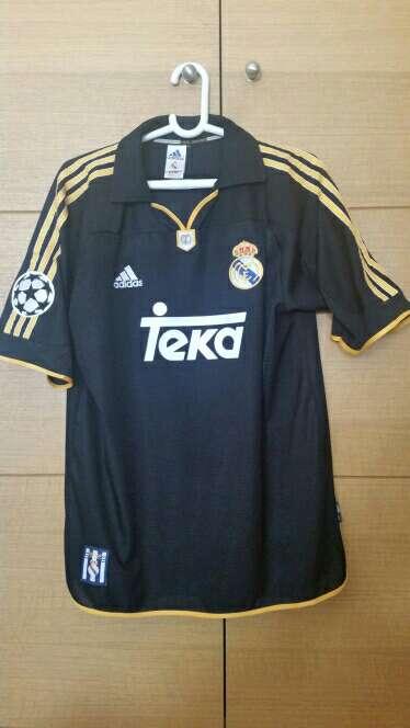 Imagen Camiseta Real Madrid 1999/2000