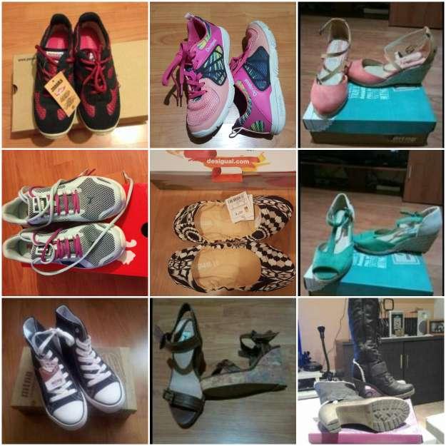 Imagen zapatos nuevos todos!!