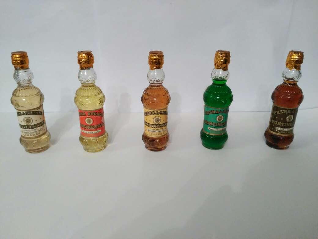 Imagen botellitas cremas