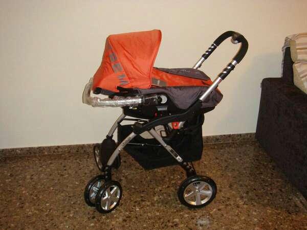 Imagen carro bebé