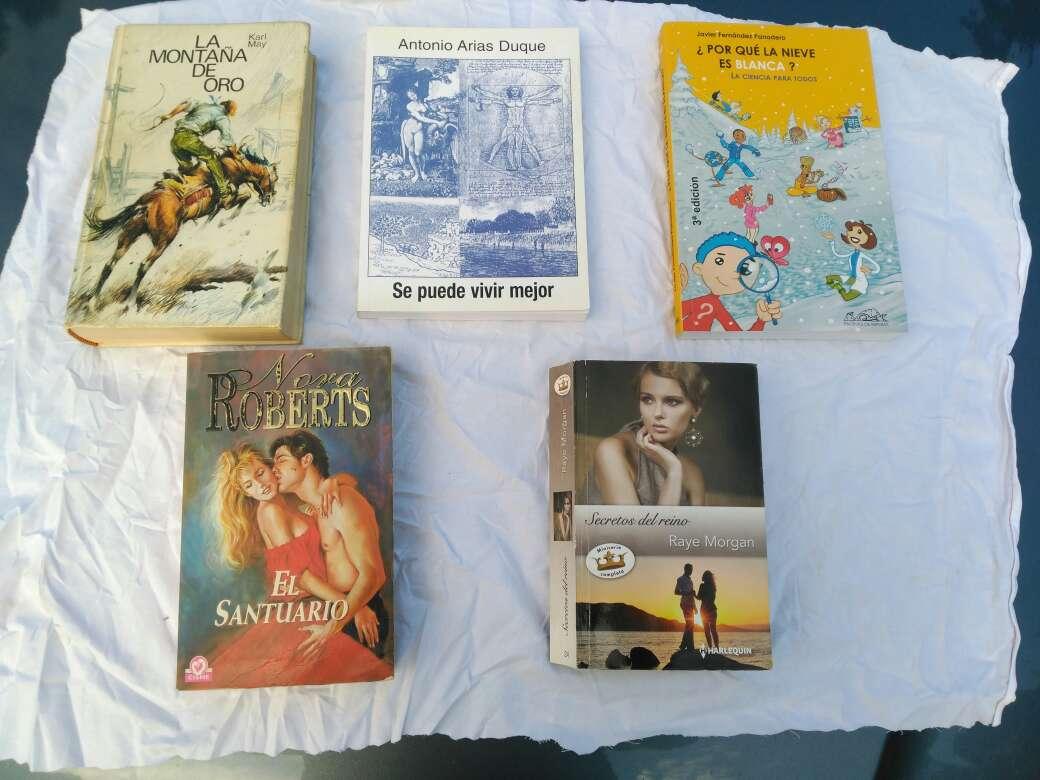 Imagen producto Lote de libros 1