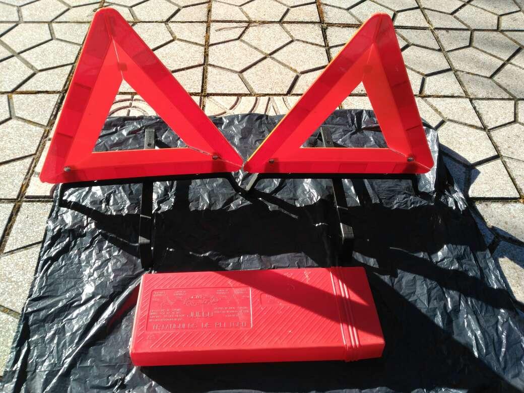 Imagen varios tipos de triángulos