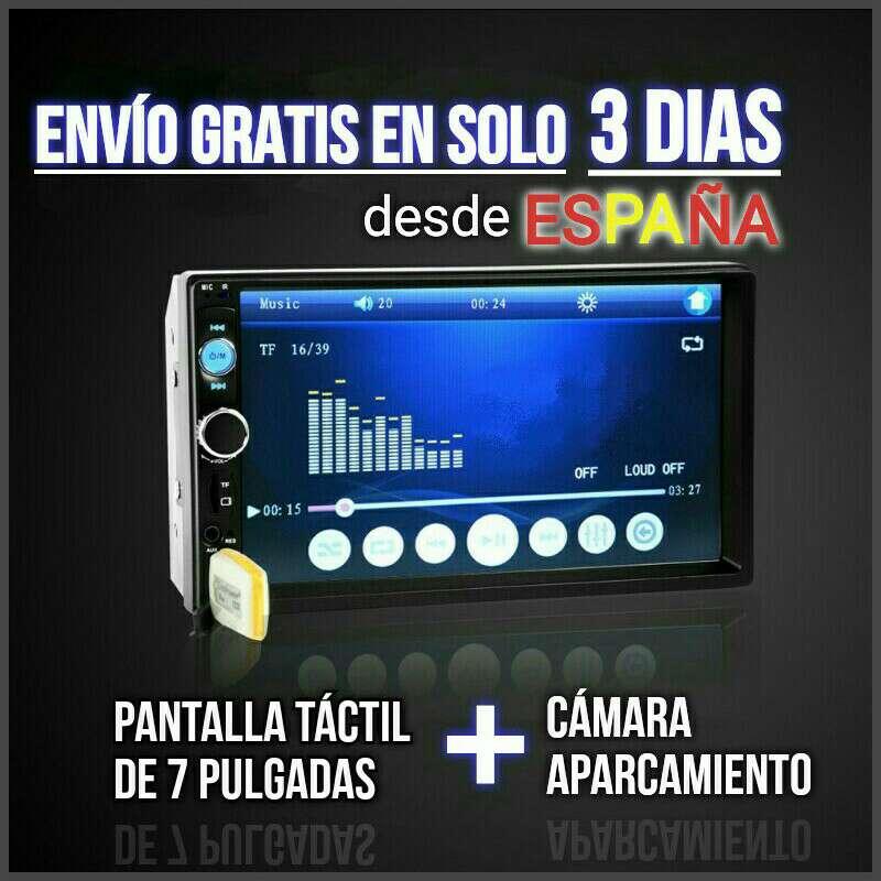 Imagen Nuevas Autorradio Pantalla Táctil Coche