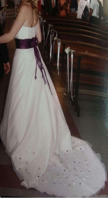 Imagen vestido novia