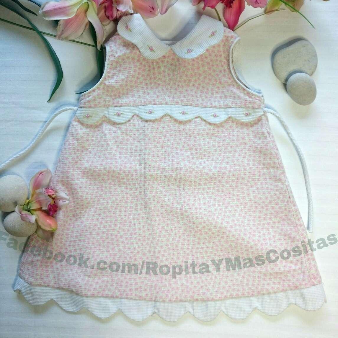 Imagen Corte Inglés Vestido flores bebé