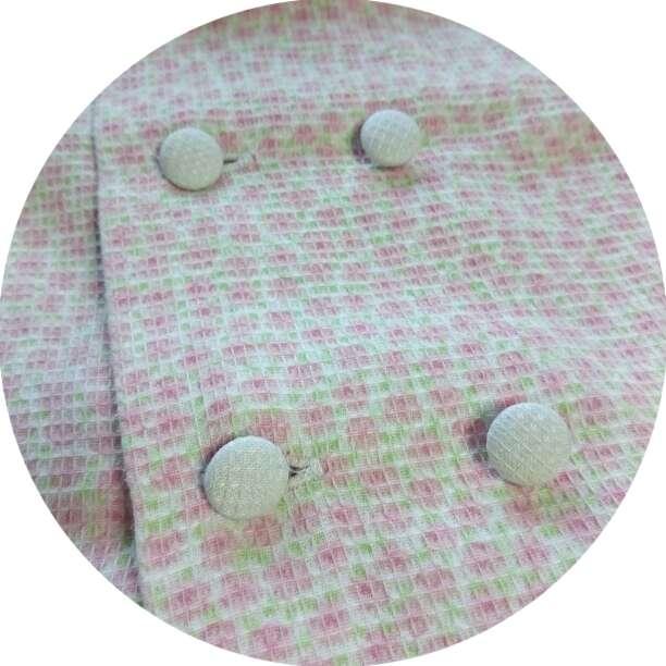 Imagen producto Corte Inglés Vestido flores bebé  4