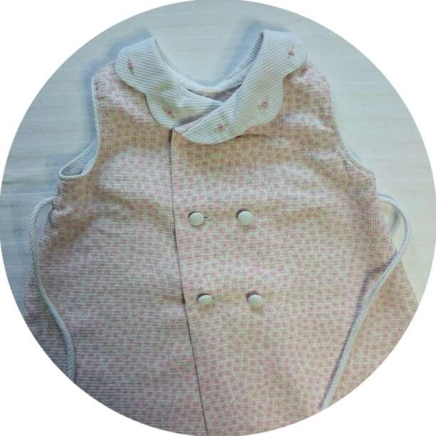 Imagen producto Corte Inglés Vestido flores bebé  3