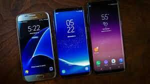 Imagen samsung s8 plus all colour
