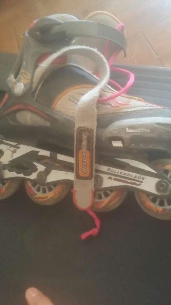 Imagen patines en línea rollerblade