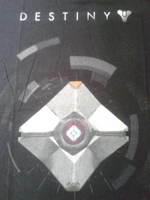 Imagen camiseta Destiny original
