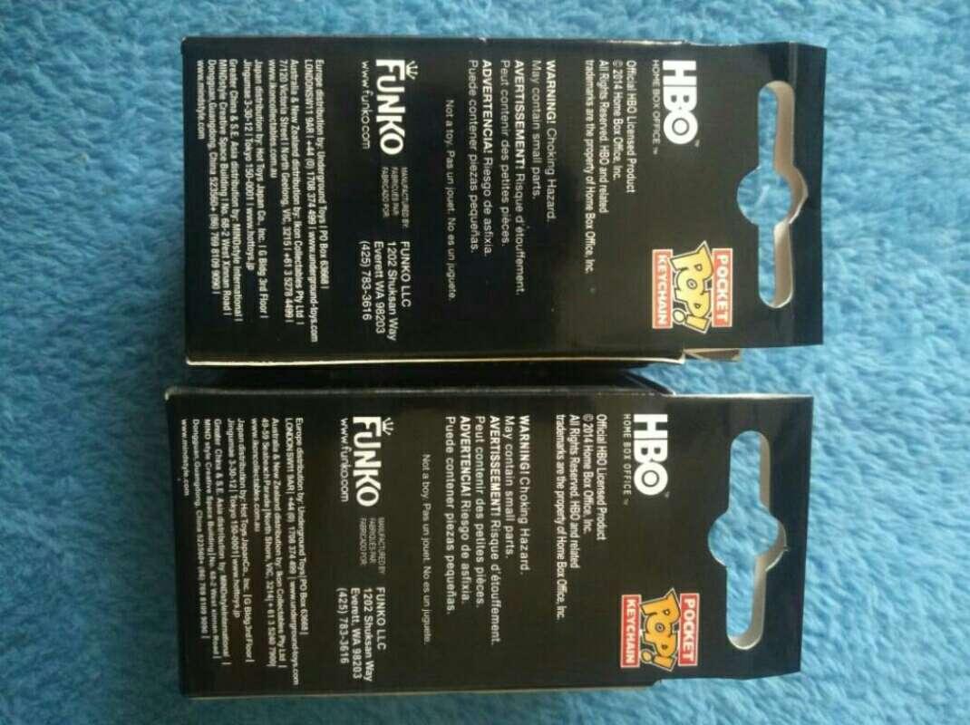 Imagen producto Funko Pop! Pocket 2