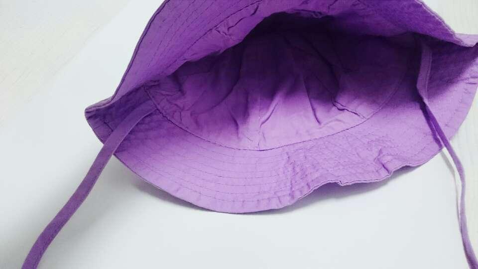 Imagen producto Sombrero Gorro playa morado  2