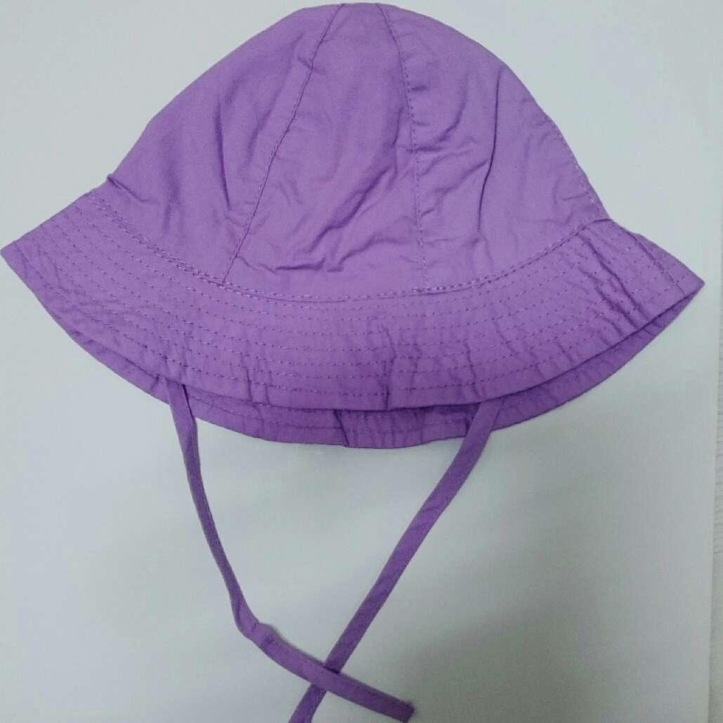 Imagen producto Sombrero Gorro playa morado  1