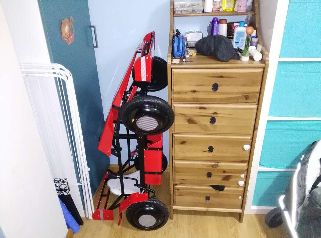 Imagen producto Oferta coche nuevo a pedales para niños 3 a 6 años 3