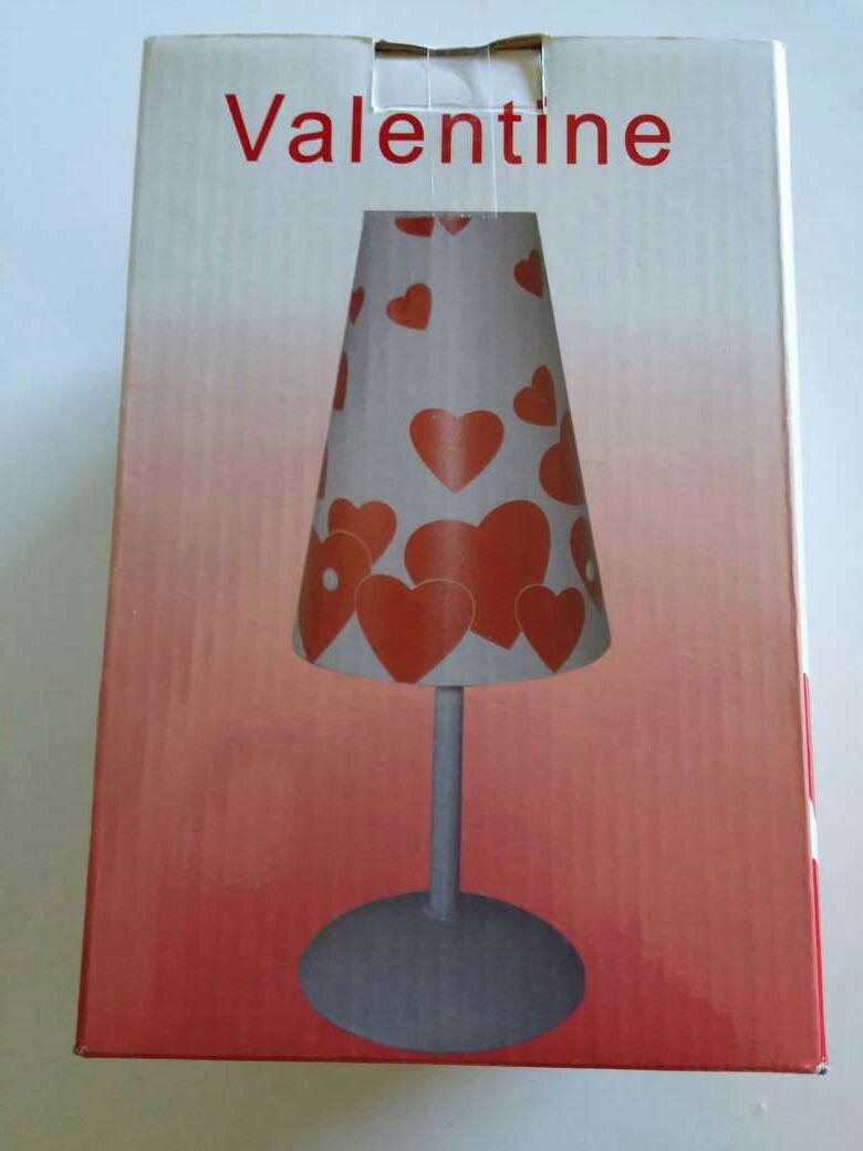 Imagen producto Lámpara de mesa Valentine 1