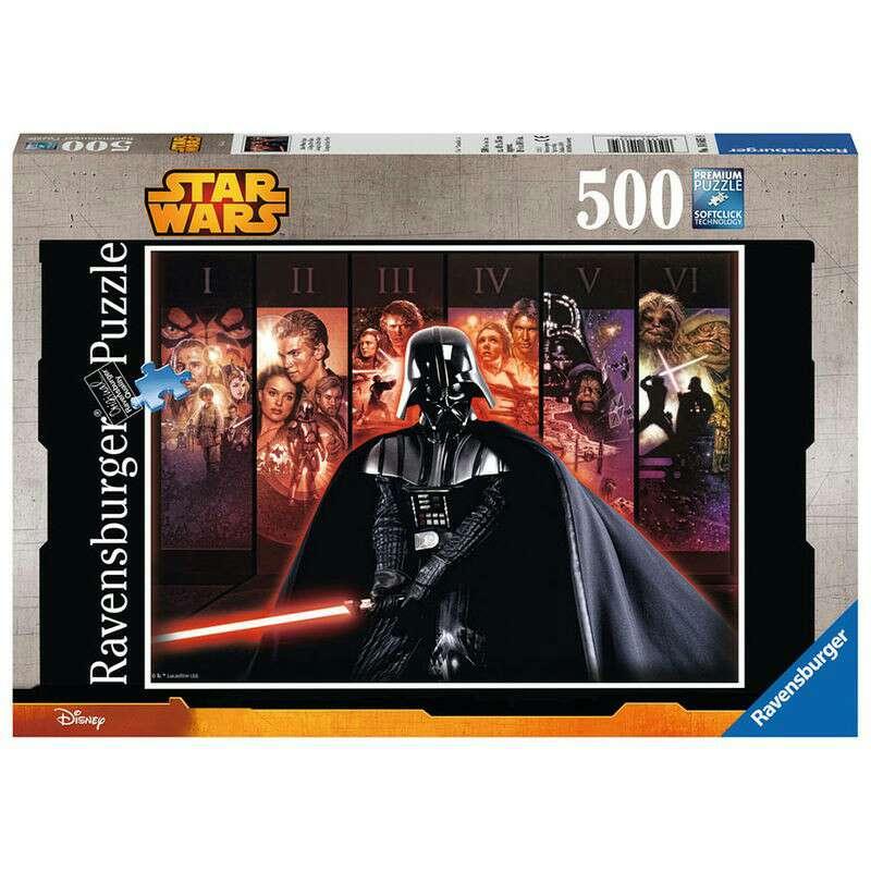 Imagen Puzzle Star Wars