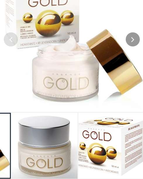 Imagen producto Crema Essence Gold 1