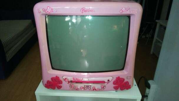 Imagen Televisor Barbi con DVD