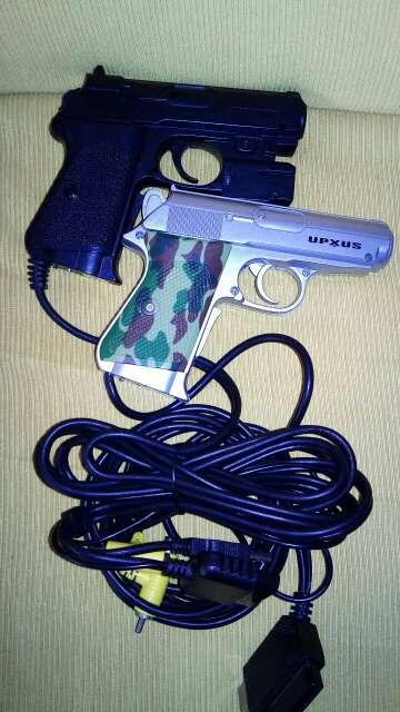 Imagen producto Pistolas ps2 psone 4