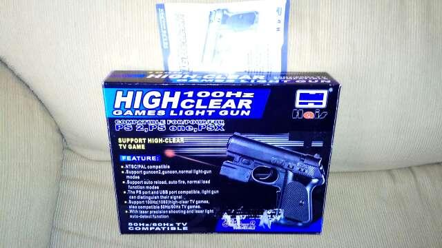 Imagen pistolas ps2 psone