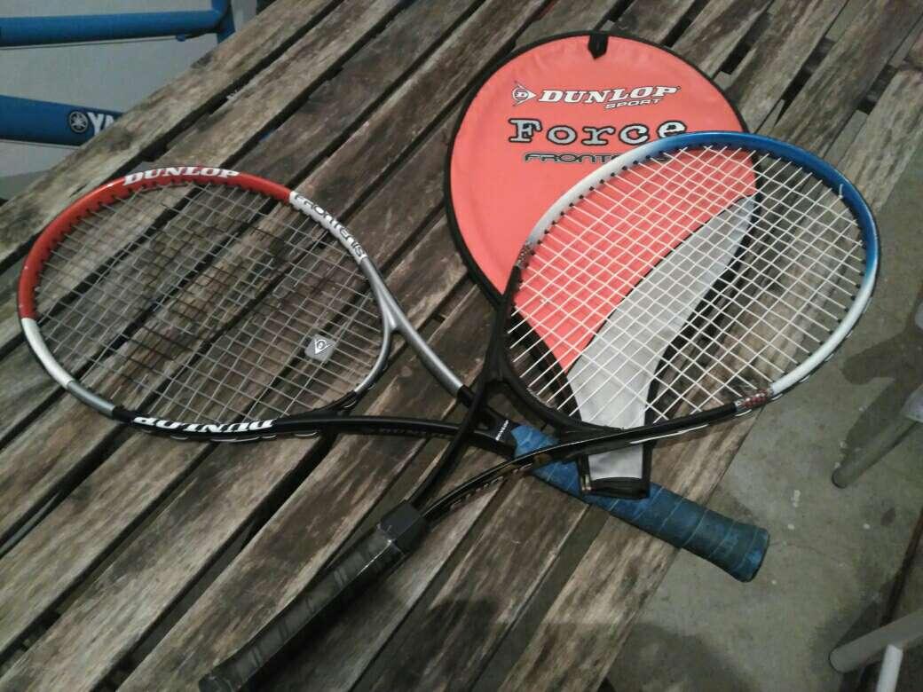 Imagen raquetas de tenis