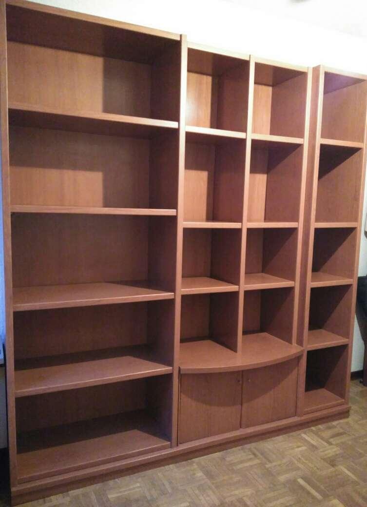 Imagen Librería de madera