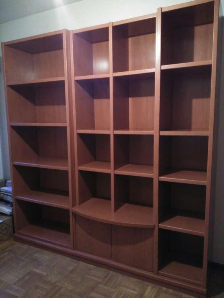 Imagen producto Librería de madera  2