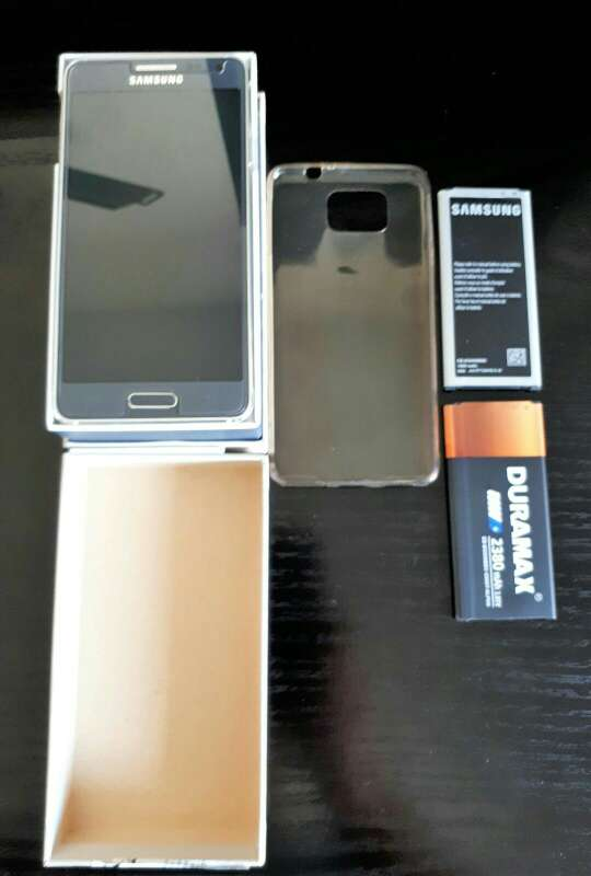 Imagen Samsung Galaxy Alpha 32Gb
