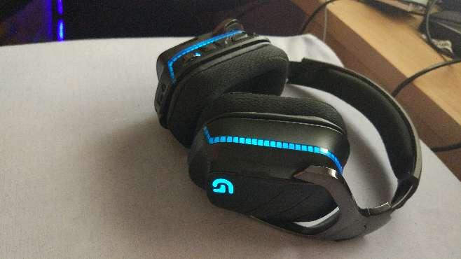 Imagen cascos / auriculares inalámbricos logitech g933