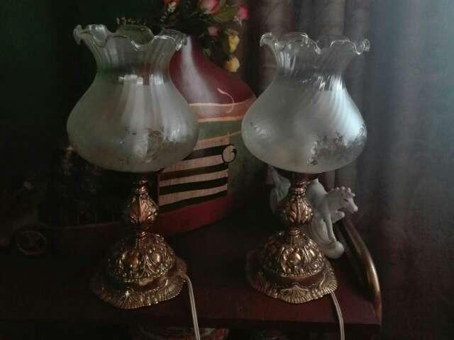 Imagen Se venden 2 lamparas Antiguas