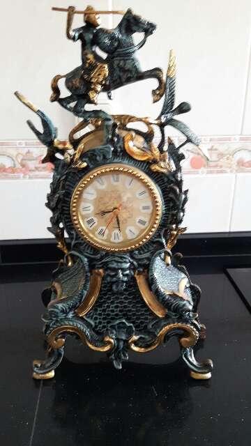 Imagen Se vende Reloj de Bronce antigui