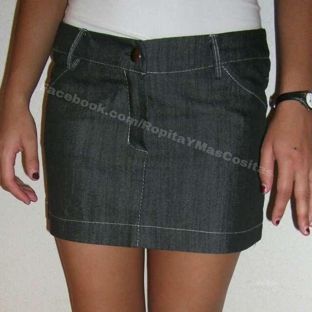 Imagen producto Minifalda nueva 3