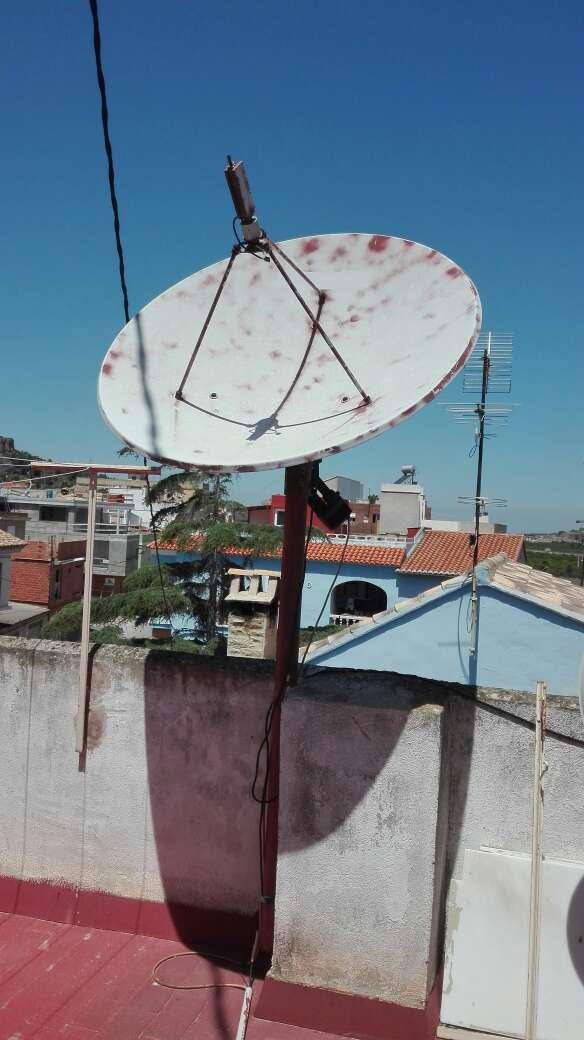Imagen Antena parabolica